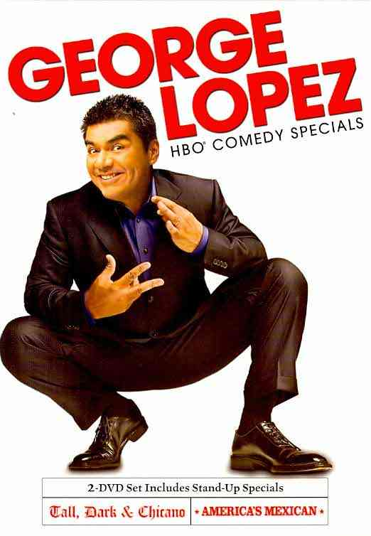 AMERICA?S MEXICAN/TALL DARK & CHICANO BY LOPEZ,GEORGE (DVD)